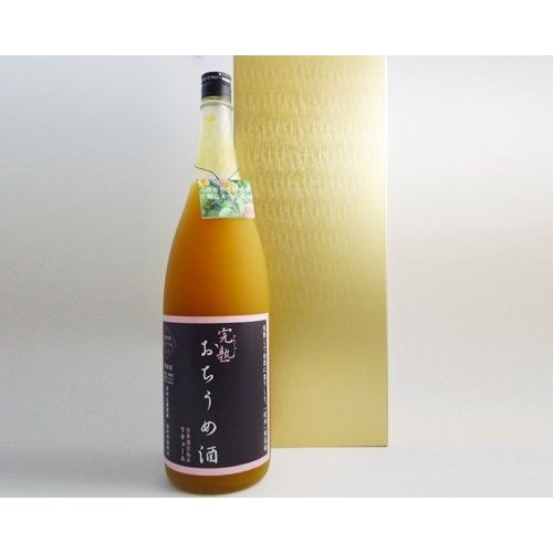 吉村秀雄商店 完熟おち梅酒・ねりうめ (1800ml)