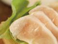 鶏ムネ肉の生ハム風タタキ