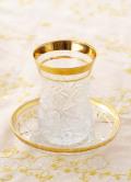 チャイグラス(ゴールド)