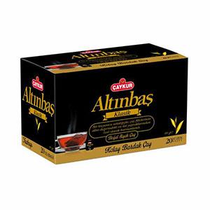 トルコ紅茶 アルトゥンバシュ クラシック ブラックティー  2g×20袋