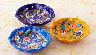 民芸小鉢 3枚セット