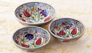 セラミック小鉢3枚セット