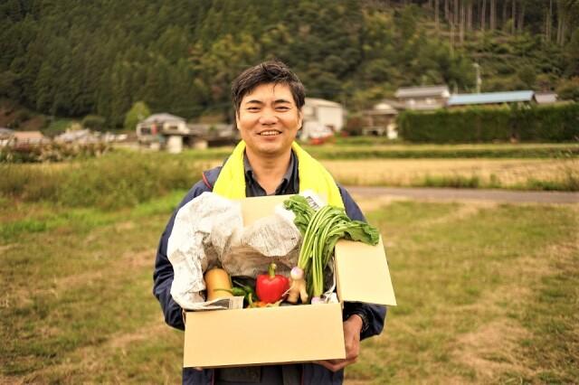 産地直送 れいほく産の野菜セット
