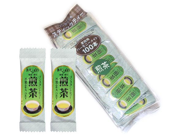 ハーモニーメイト 煎茶 100本