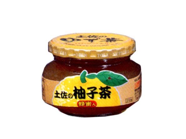 土佐のゆず茶(小)210g