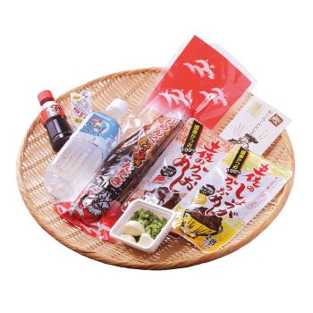 【わら焼きタタキ】 おらんくタタキ 1本・かつおめしセット