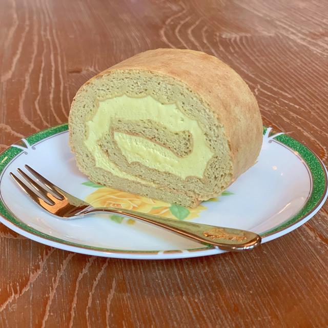 低糖質ロールケーキ・ピスタチオ