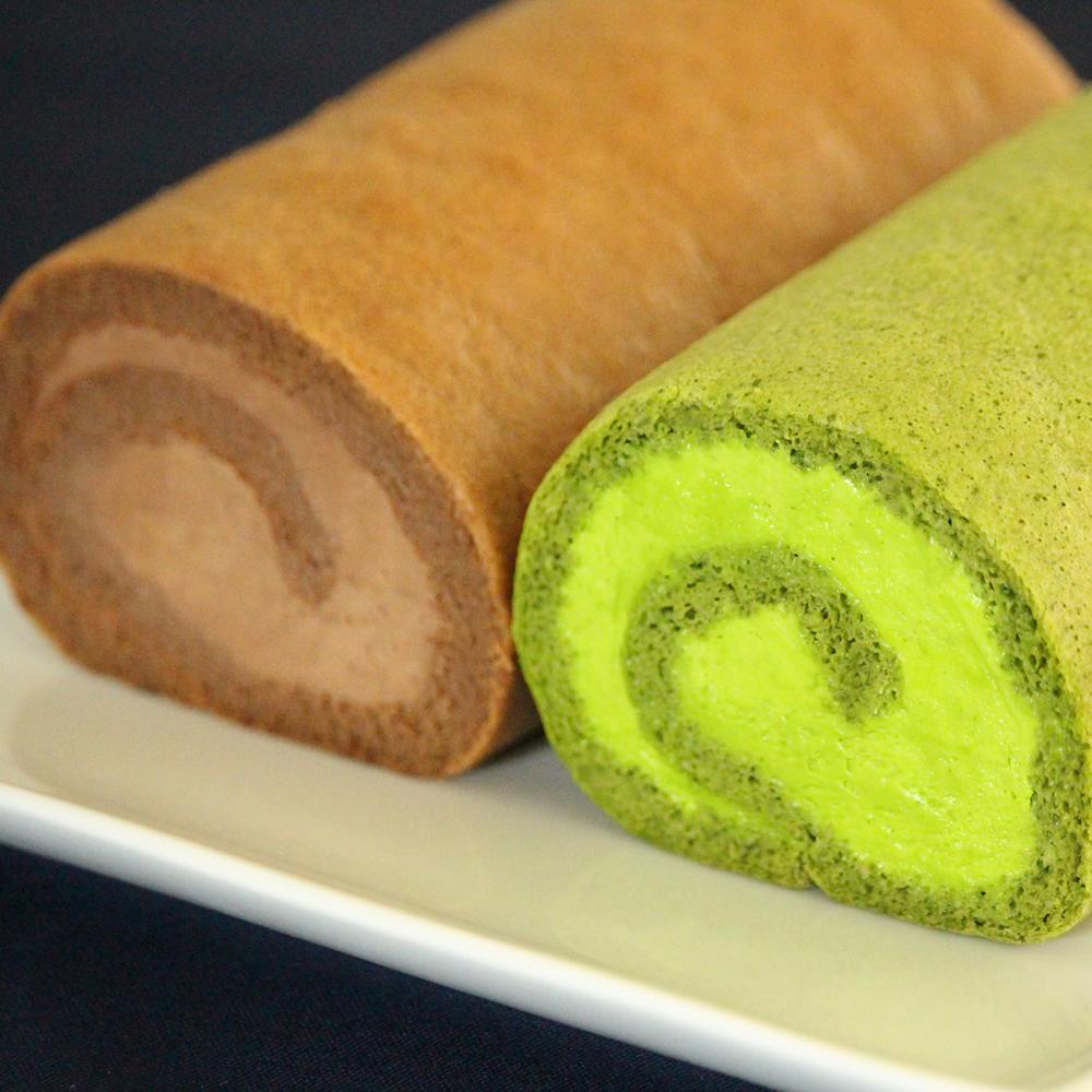 鎧塚俊彦 低糖質ロールケーキセット