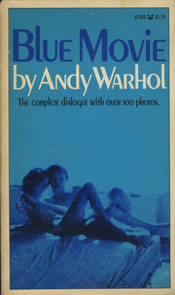 Andy Warhol: Blue Movie