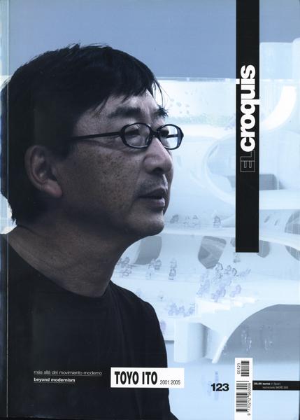 Toyo Ito 2001-2005: El Croquis 123