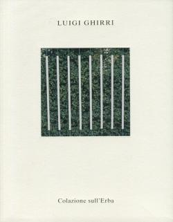 Luigi Ghirri: Colazione sull'Erba
