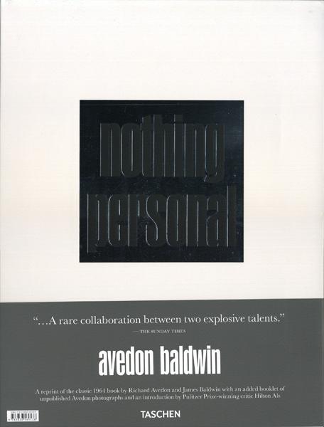 Richard Avedon and James Baldwin: Nothing Personal