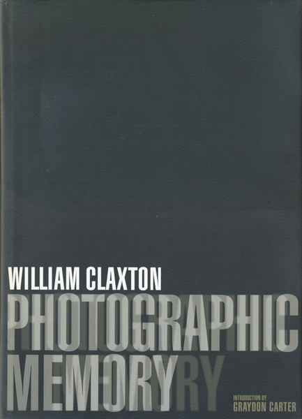 William Claxton: Photographic Memory