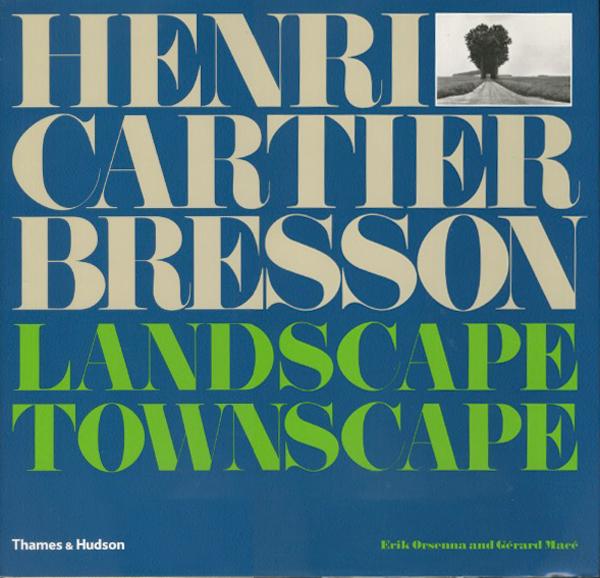 アンリ・カルティエ=ブレッソン 写真 Thames and Hudson 2001年