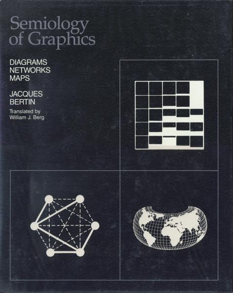U53e4 U66f8 U53e4 U672c Totodo  Jacques Bertin  Semiology Of Graphics  Diagrams  Networks  Maps Uff08jacques Bertin  U8457