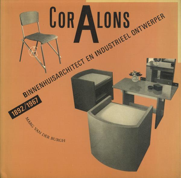 Cor Alons: Binnenhuisarchitect en industrieel ontwerper