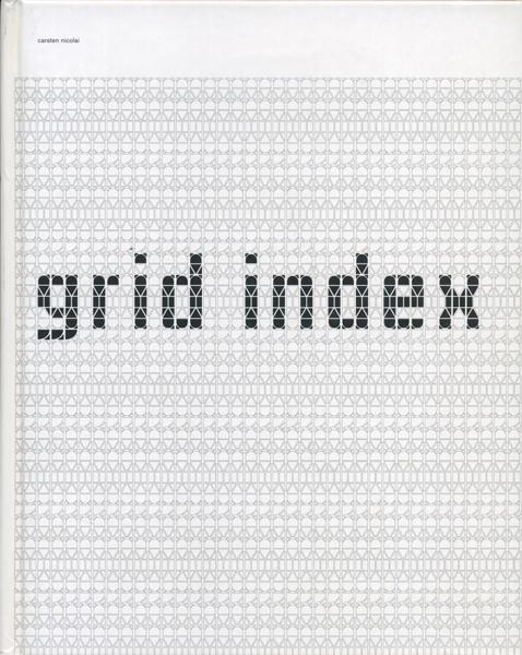 Carsten Nicolai: grid index cd-rom付