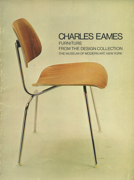 CHARLES EAMES furniture from the design collection