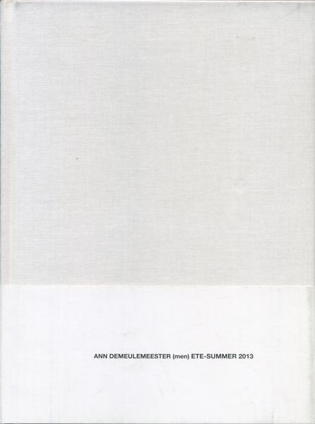 Ann Demeulemeester (men) ETE-SUMMER 2013