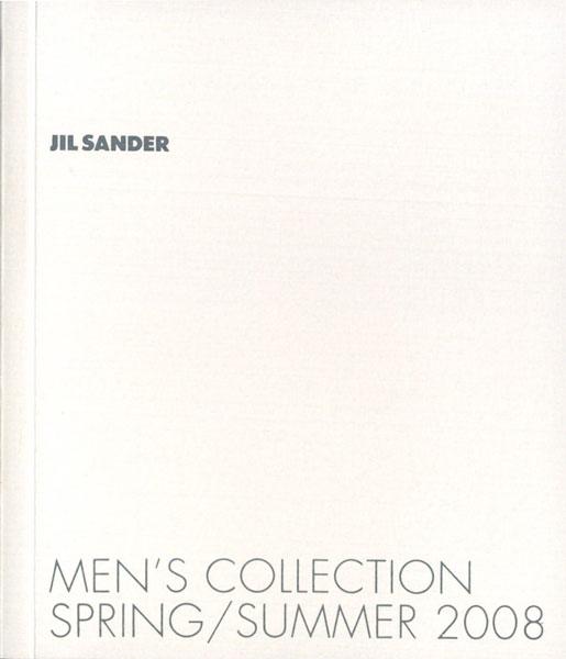 Jil Sander Men's Collection Spring / Summer 2008