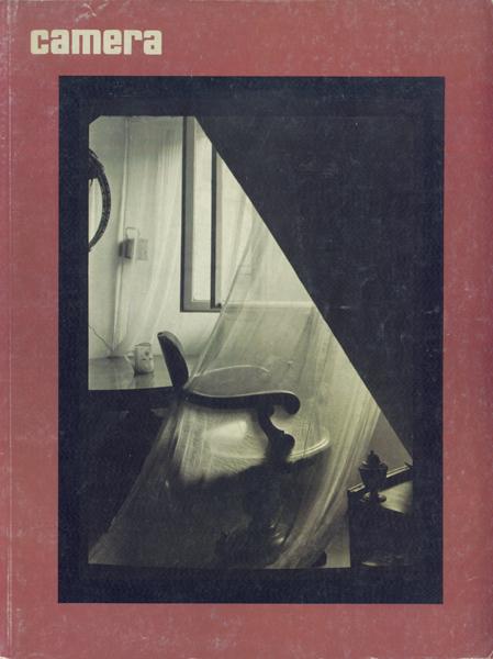 Josef Sudek A Monograph - Camera English edition no.12 April 1976