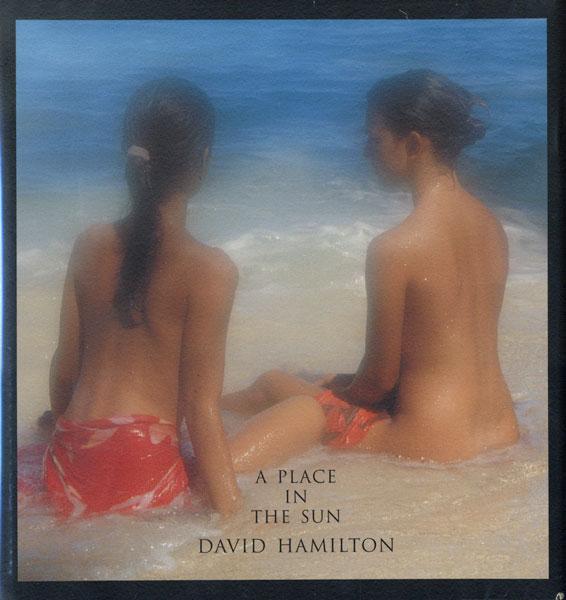 デビッド・ハミルトン写真集 陽の当たる場所
