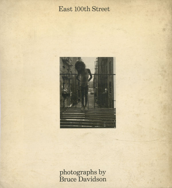 Bruce Davidson: East 100th Street