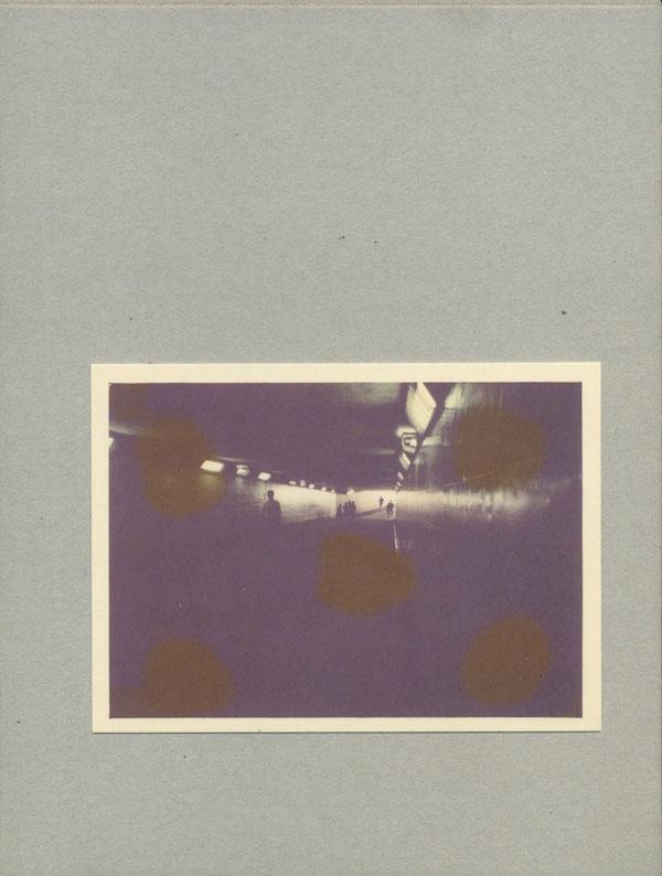 Tadashi Kawamata: Field Sketch [Selection 3: Reflection and Transmission]
