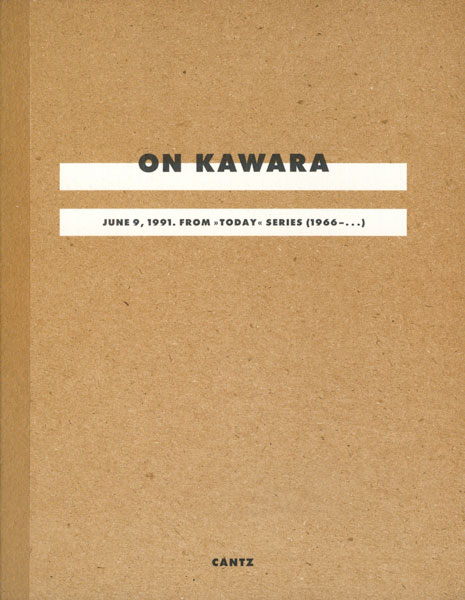 On Kawara: June 9,1991. From Today Series (1996-...)