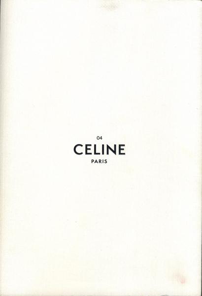 CELINE Lookbook: Collection 04 Mens Summer 2020