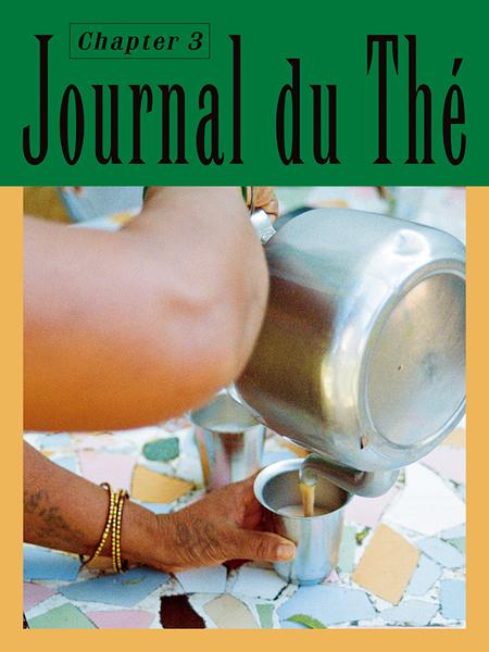 Journal du The - Chapter 3 [日本語訳冊子付]