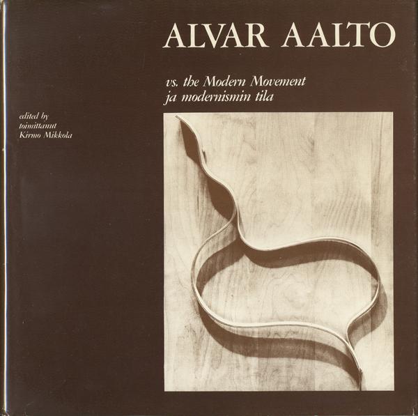 Alvar Aalto vs the modern movement