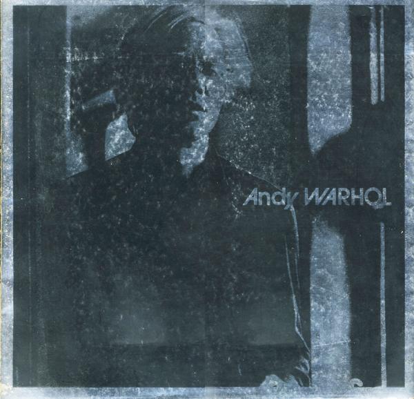 アンディ・ウォーホル展 カタログ