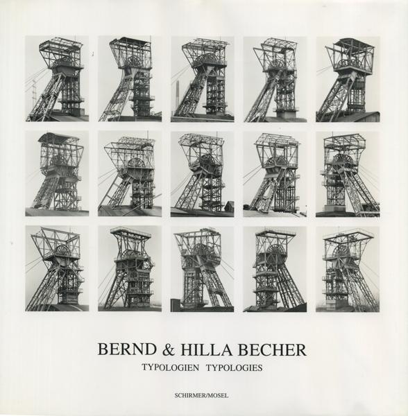 Bernd & Hilla Becher: Typologien / Typologies