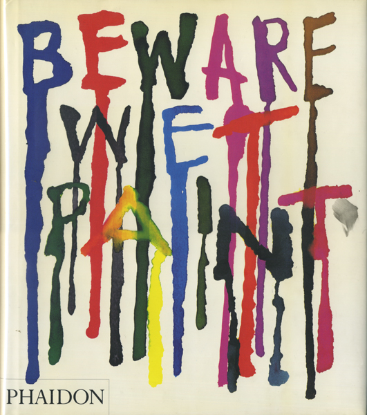 Alan Fletcher: Beware Wet Paint