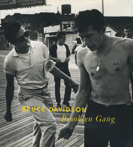 Bruce Davidson: Brooklyn Gang