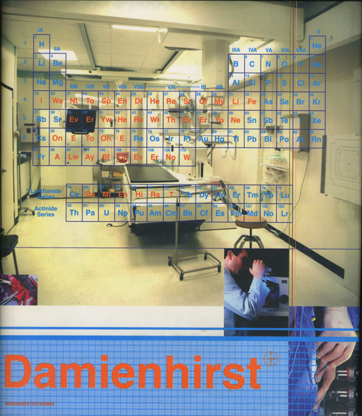 Damien Hirst: I Want to Spend the Rest of My Life Everywhere, with Everyone, One to One, Always, Forever, Now. [縮刷版]
