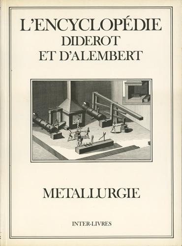L'ENCYCLOPEDIE DIDEROT ET D'ALEMBERT