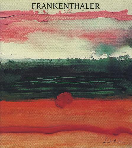 Frankenthaler: Works on Paper 1949-1984