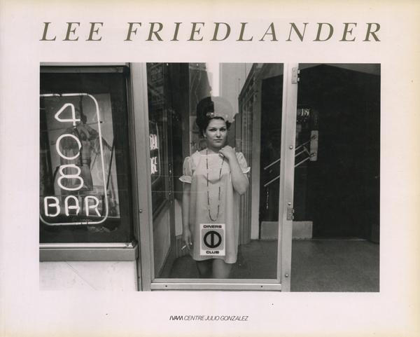 LEE FRIEDLANDER IVAM