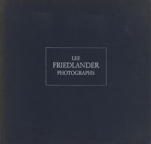 lee friedlander photographs haywire press