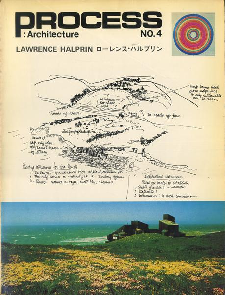 ローレンス・ハルプリン Process: Architecture No.4