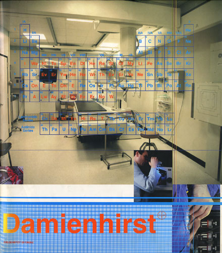 damien hirst: i want to spend the rest of my life everywhere