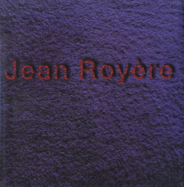 Jean Royere: Exposition 1999