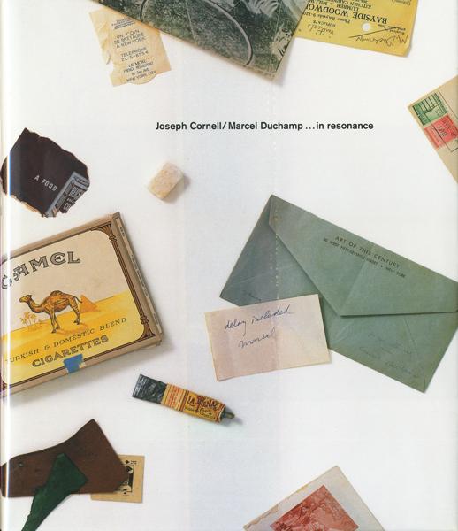Joseph Cornell / Marcel Duchamp…Resonance