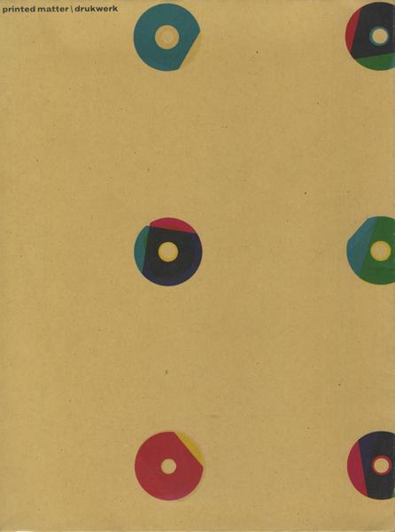 Karel Martens: printed matter / drukwerk [Third Edition]