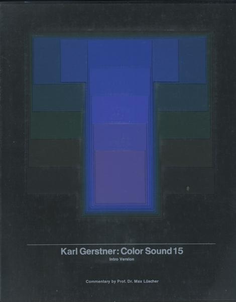 Karl Gerstner: Color Sounds 15 [imtro version]