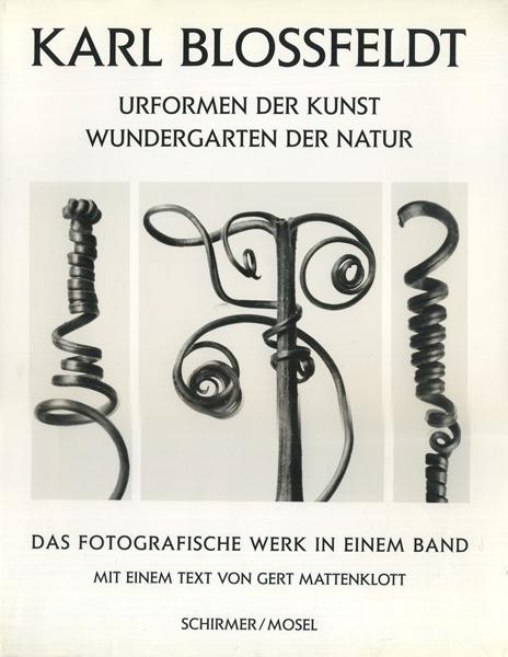 Karl Blossfeldt: Urformen der Kunst Wundergarten der Natur
