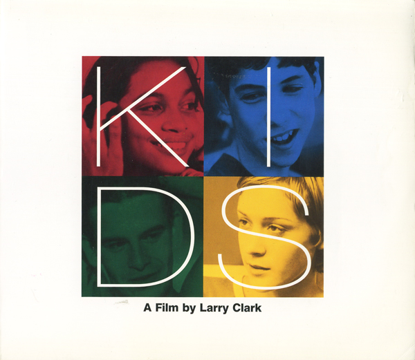 Larry Clark: KIDS[日本語版]