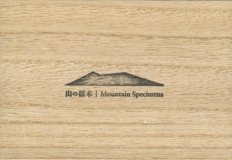 小林且典 山の標本